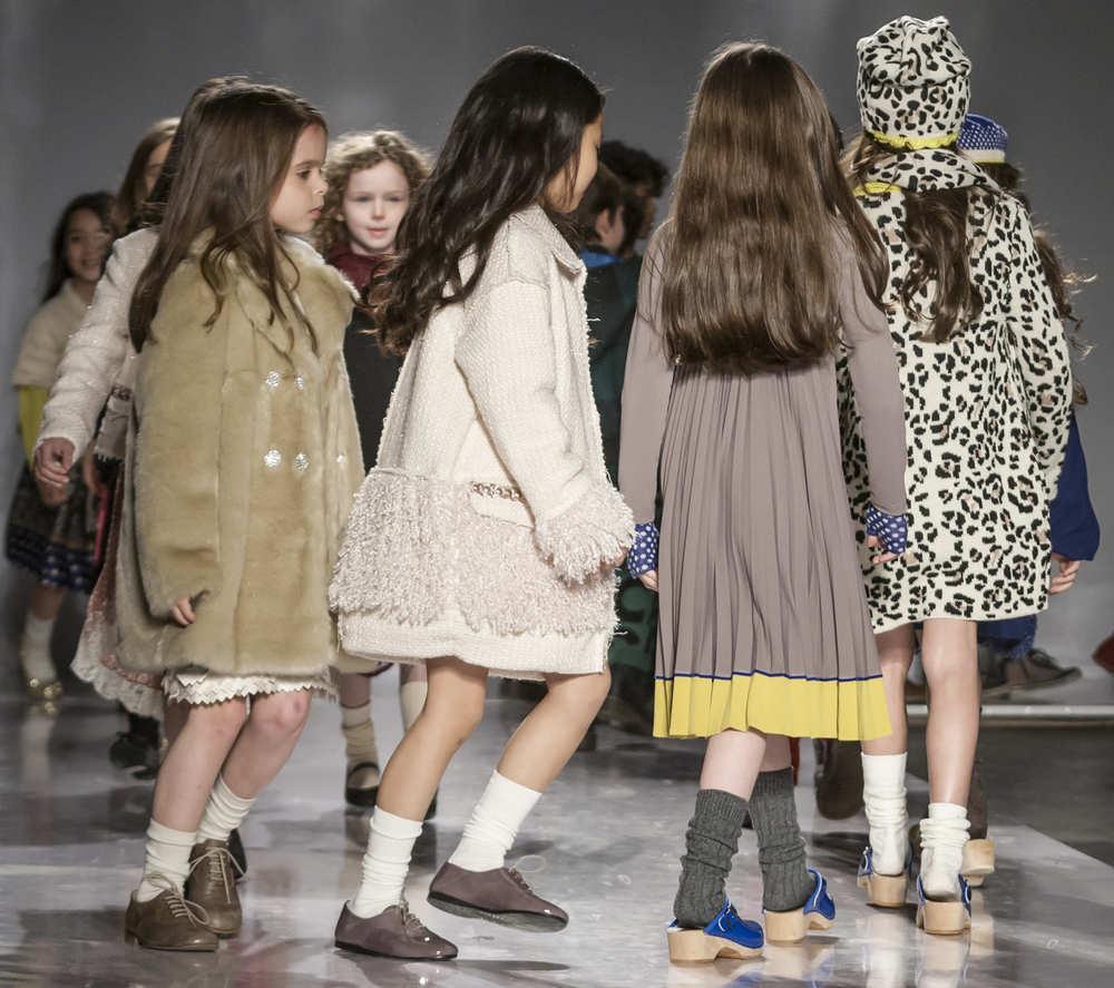 La moda Infantil, en auge
