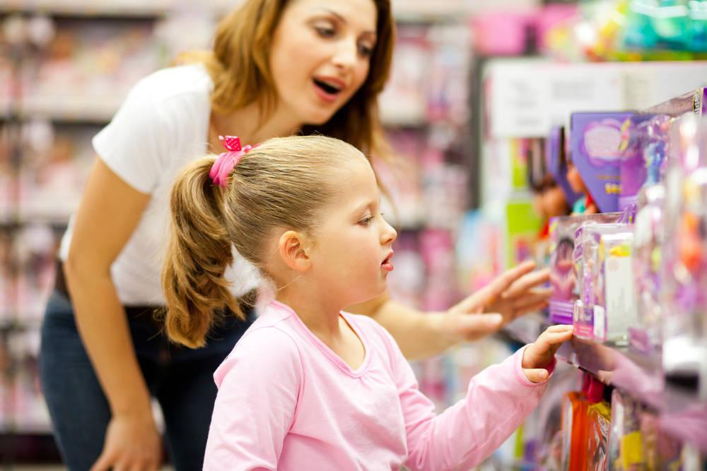 Una Tienda de Juguetes para Niños