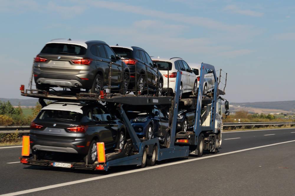 Tu vehículo de importación hasta tu mismísima puerta