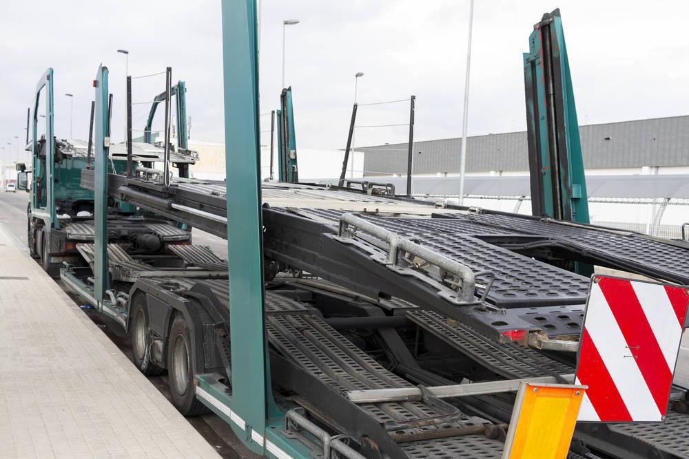 Transportando mi vehículo empresarial desde Alemania
