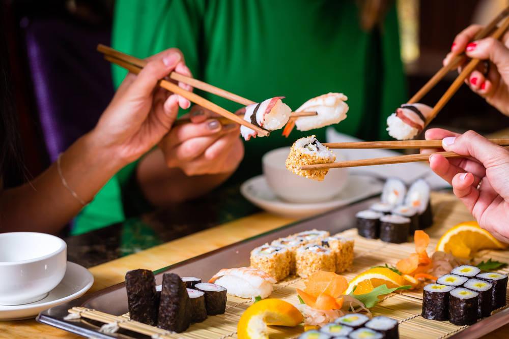 Cómo crear un Local de Sushi