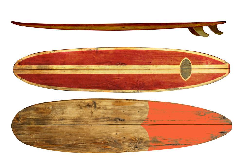Negocios Handmade. Tablas de Surf hechas a Mano