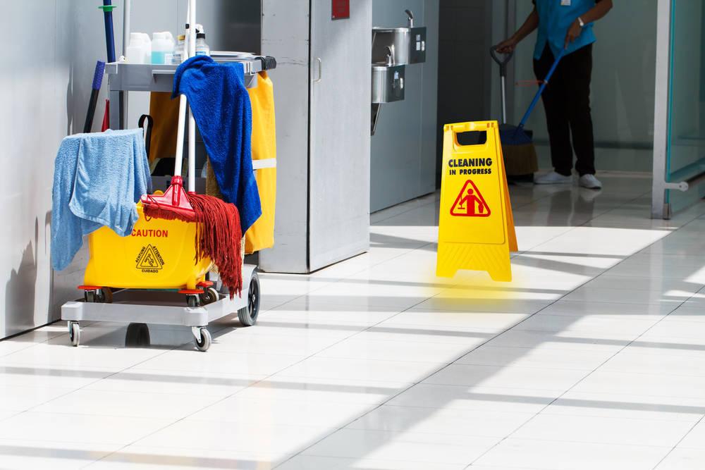 Emprender en el sector de la limpieza