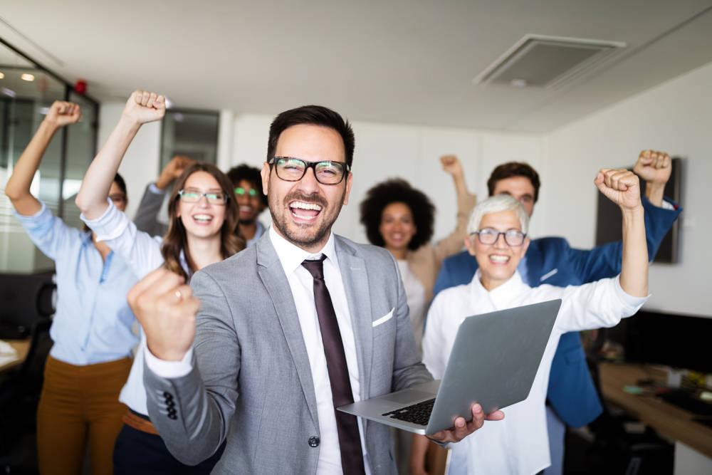 En qué se basa el éxito empresarial