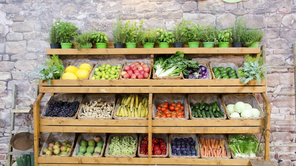 Abre una tienda de comida vegana y triunfa
