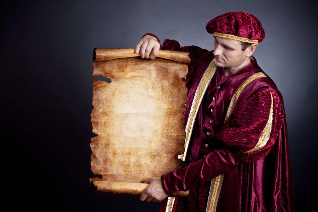 La indumentaria, clave para que un puesto triunfe en un mercadillo medieval