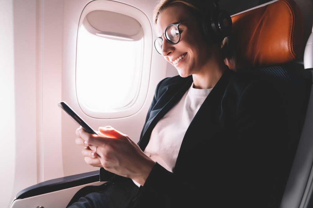 Viajes de negocio, ¿qué puedo llevar en el avión?