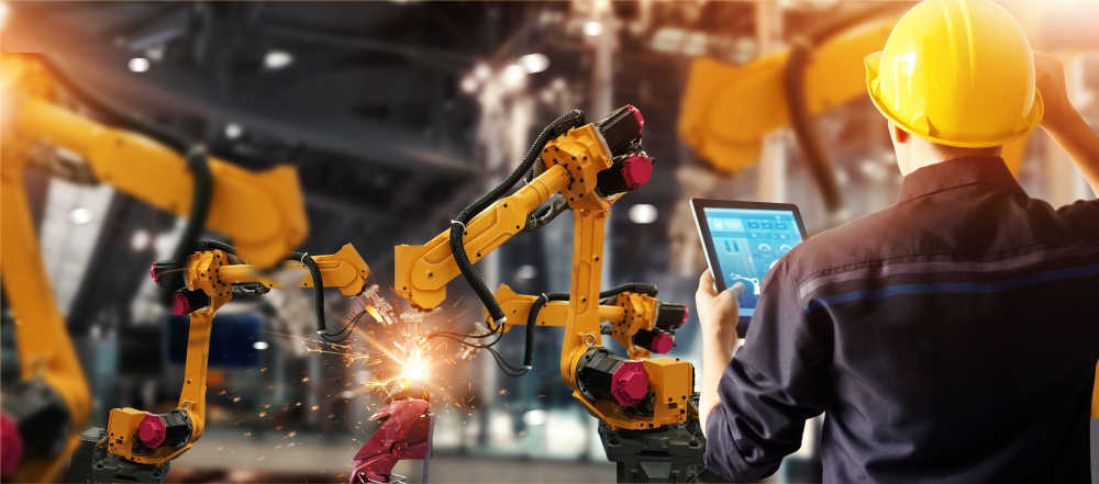 La robótica en la automatización de procesos