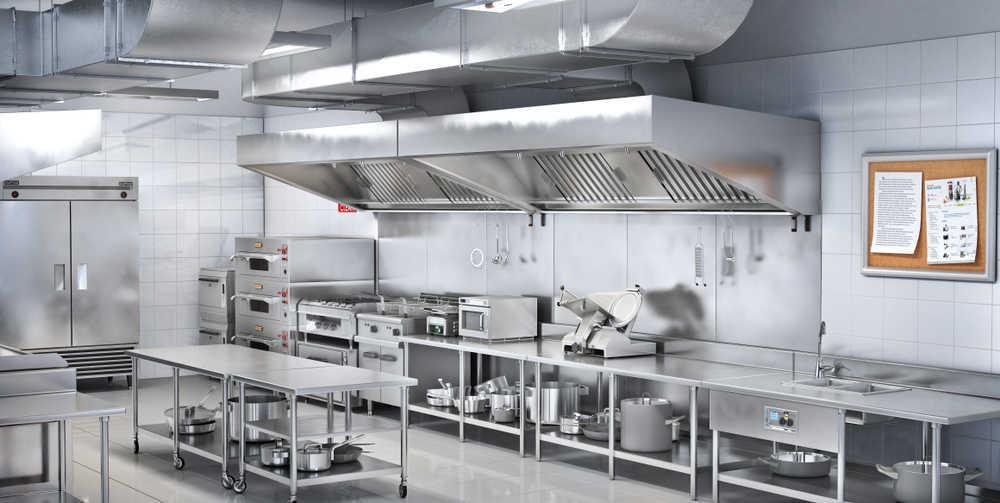 Nuevas cocinas industriales para hostelería